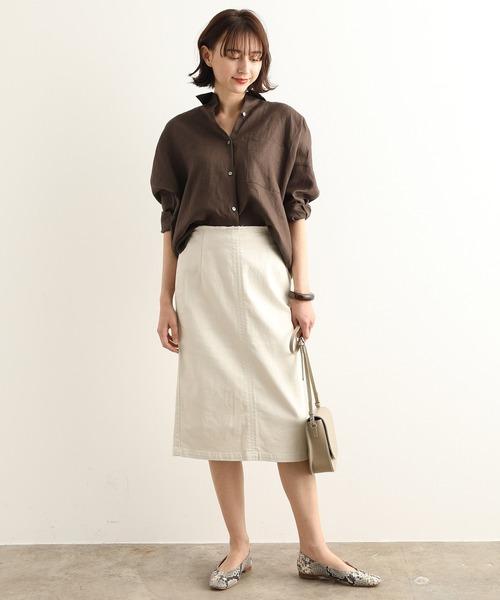 【東京】10月に最適の服装|スカート