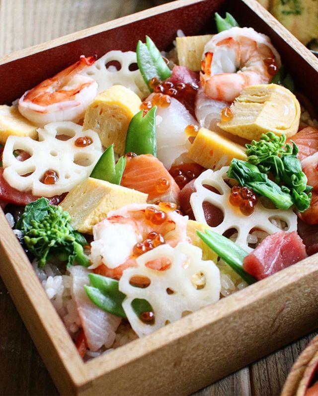 ちらし寿司の美味しいレシピ19