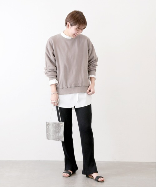 [JOURNAL STANDARD] CUT-OFF SWEATプルオーバー◆