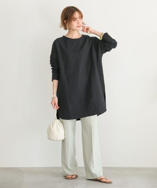 【東京】10月に最適の服装|パンツ
