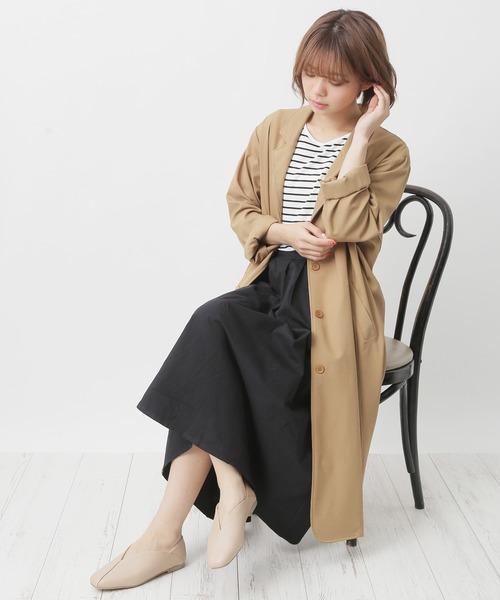 【タイ】10月の快適な服装《スカート》