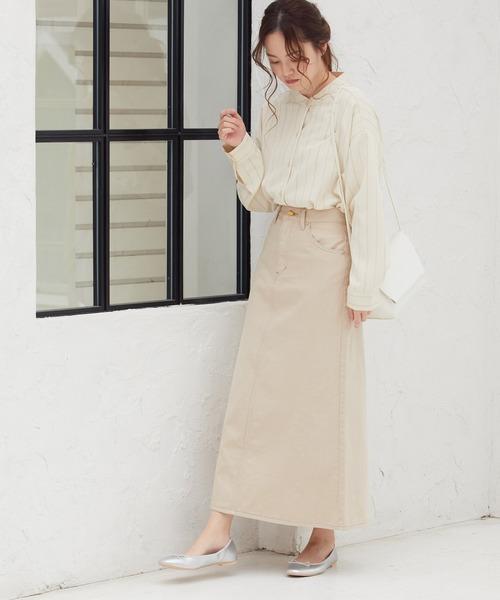おしゃれ 初秋ファッション4