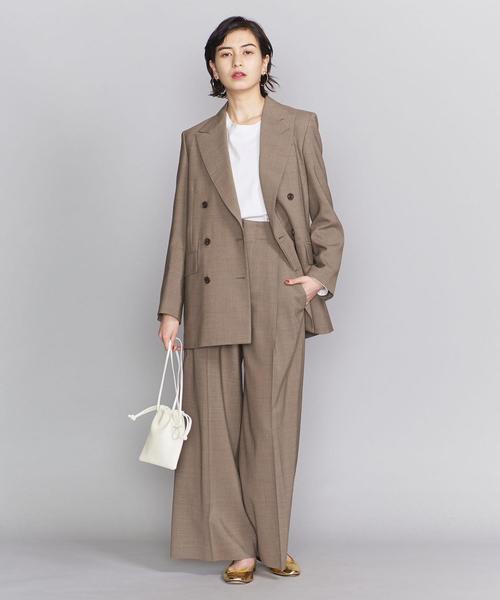 【東京】10月に最適の服装|ジャケット・アウター2