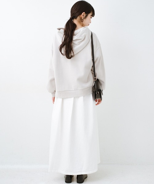 [haco!] Urvin 伊藤信子×sayurinishikuboコラボ tann'sスカート