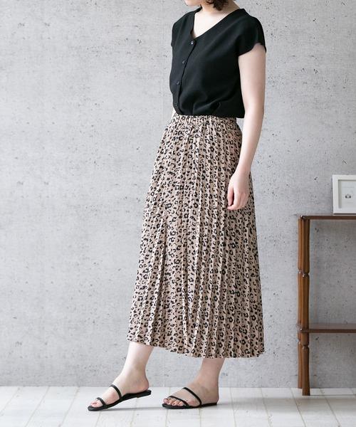 【タイ】10月の快適な服装《スカート》3