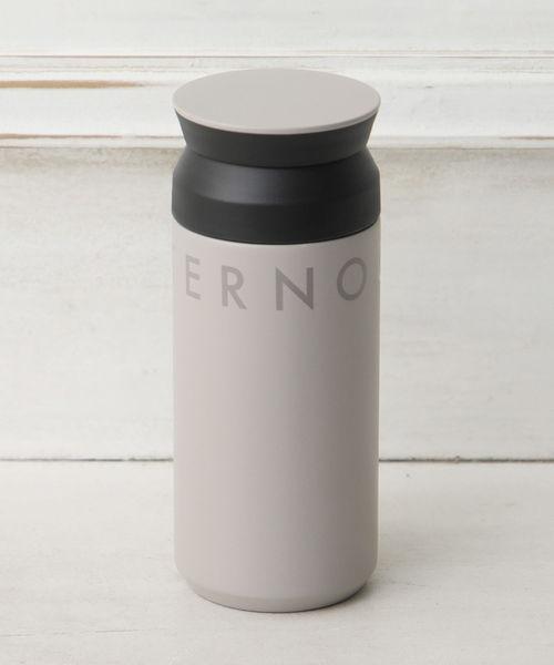 [Afternoon Tea LIVING] KINTO/ロゴワークストラベルタンブラー