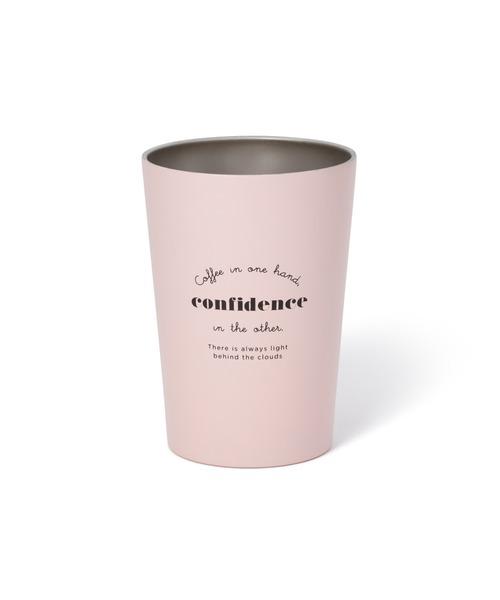 [Francfranc] ルースト サーモタンブラー M ピンク