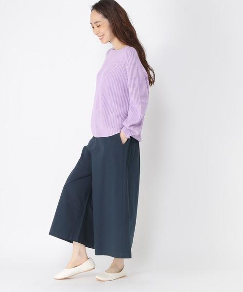 [studio CLIP] 2WAYスカーチョパンツ