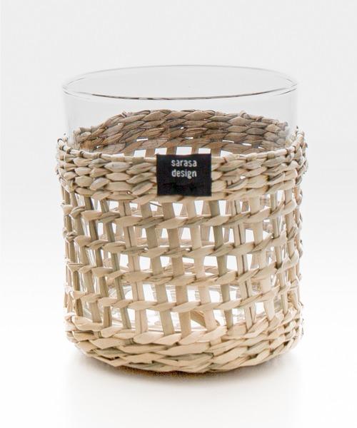[sarasa design store] b2c シーグラスカバー&グラス L
