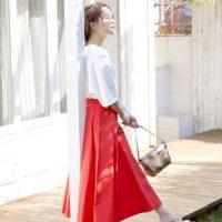 アラサー女性のお手本に♡レディライク夏のスカートスタイル15選♡