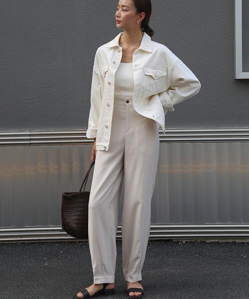 【東京】10月に最適の服装|ジャケット・アウター
