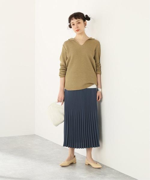 [JOURNAL STANDARD] 【NEU】ジョーゼットトリプルプリーツスカート