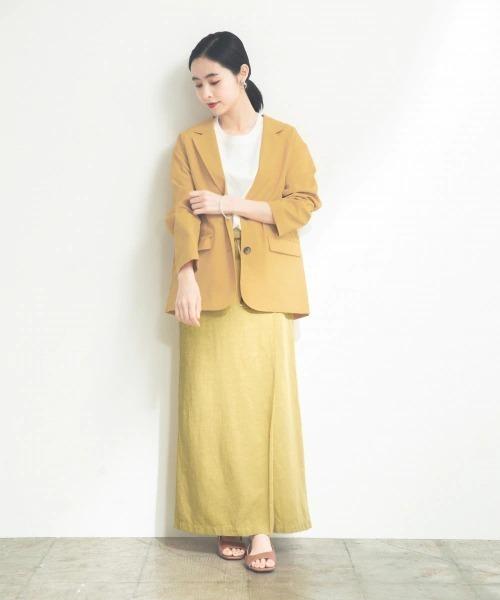 [LOWRYS FARM] アサキリカエタイトスカート 880910
