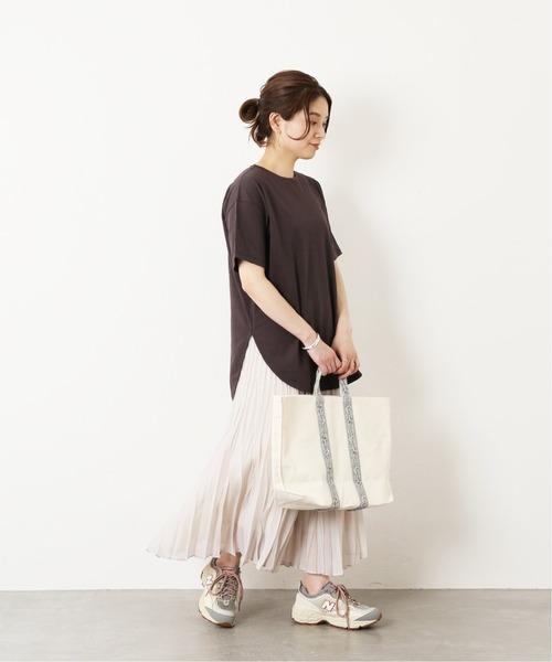 10月初旬の服装|プリーツスカート×スニーカー