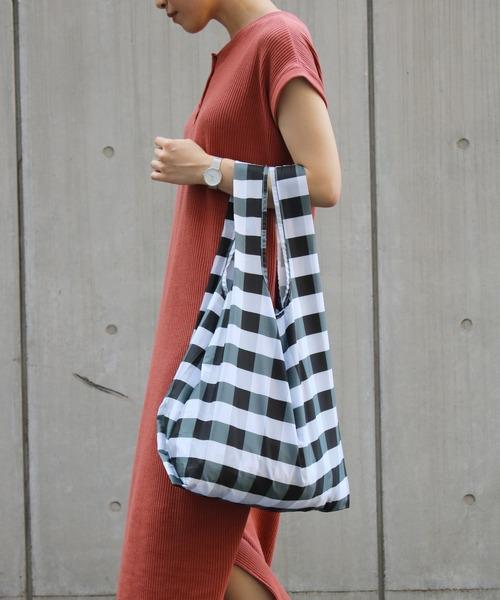 [SiNCERE] 〈KIND BAG/カインドバッグ〉プラスチック再生エコバッグ
