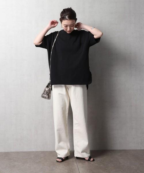[FREAK'S STORE] 【WEB限定】USAコットン ビッグTシャツ