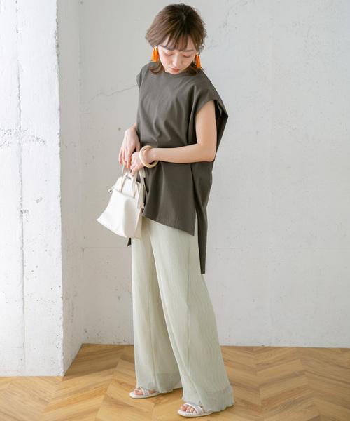 [KBF] BIGノースリーブTシャツ