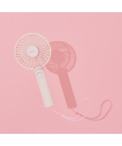 [Francfranc] 【2020年モデル】フレ ハンディファン(扇風機)