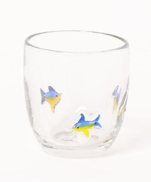 [studio CLIP] マリンモチーフグラス