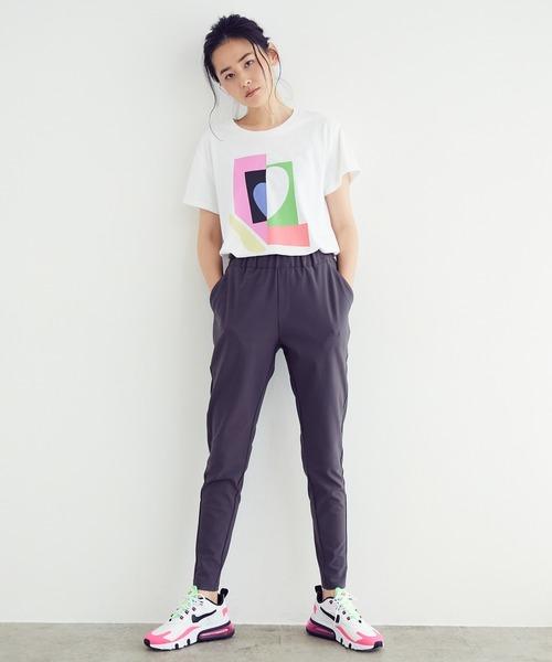 [NERGY] 【24H快適】【吸水速乾】【UV】グラフィックTシャツ