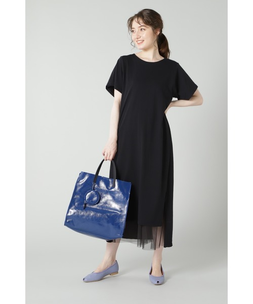 [ROSE BUD] Tシャツワンピース