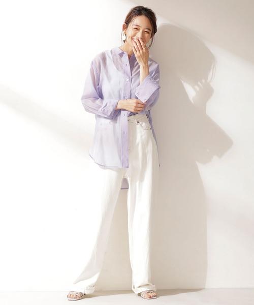 【東京】10月に最適の服装|パンツ2