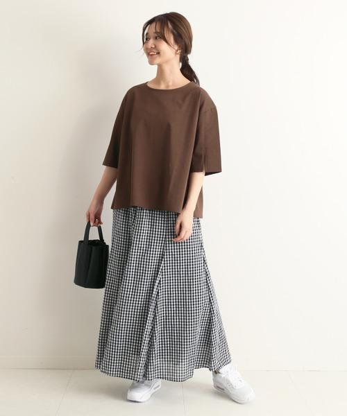 [IENA] ビッグTシャツ◆