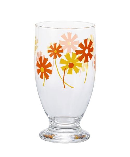 [IDEA SEVENTH SENSE] アデリアレトロ台付グラス320