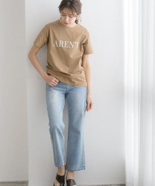 [Pierrot] AREN`TロゴTシャツ