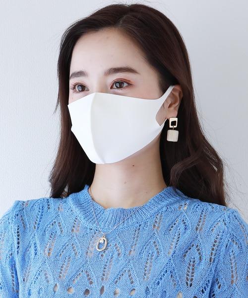 2タイプの異なる性能から選べる冷感マスク