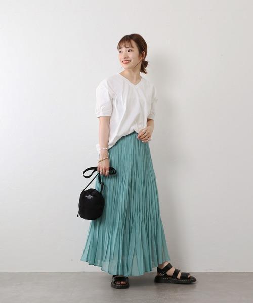 [JOURNAL STANDARD] 【Goodwear/グッドウェア】V-NECK S/SL TEE:カットソー