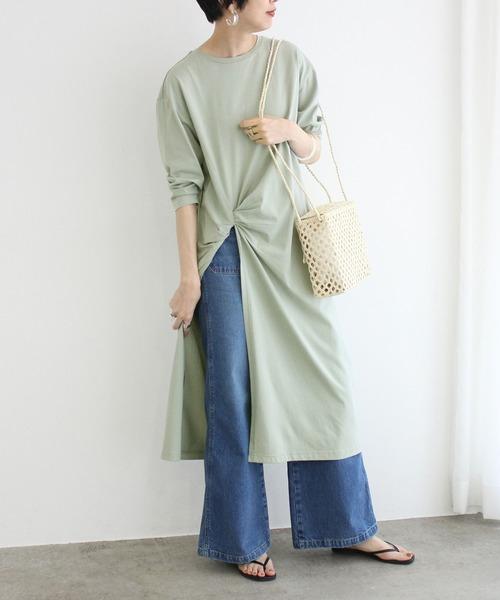 【東京】10月に最適の服装|パンツ5