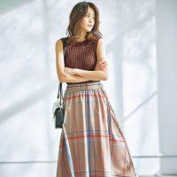 夏コーデのマストアイテム♡《ノースリーブトップス》のトレンドスタイル特集!
