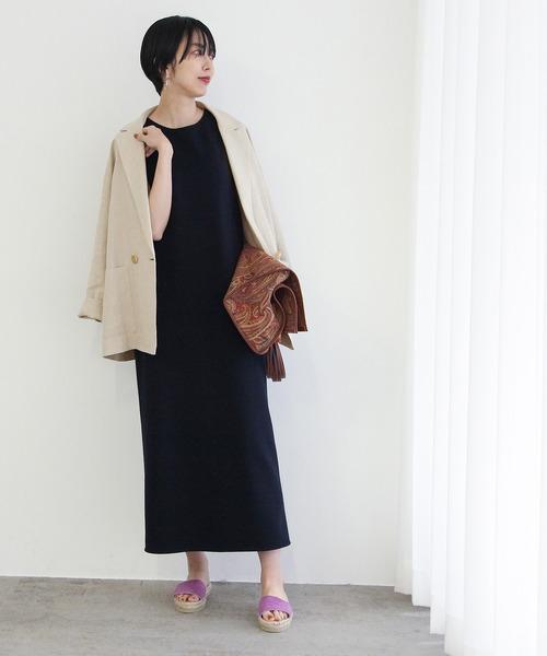 【東京】10月に最適の服装|スカート4