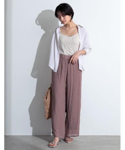 【タイ】10月の快適な服装《パンツ》4