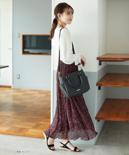 [Honeys] ロングスカート