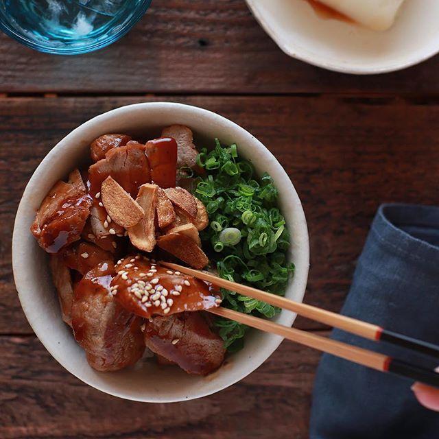 定番の豚肉料理23
