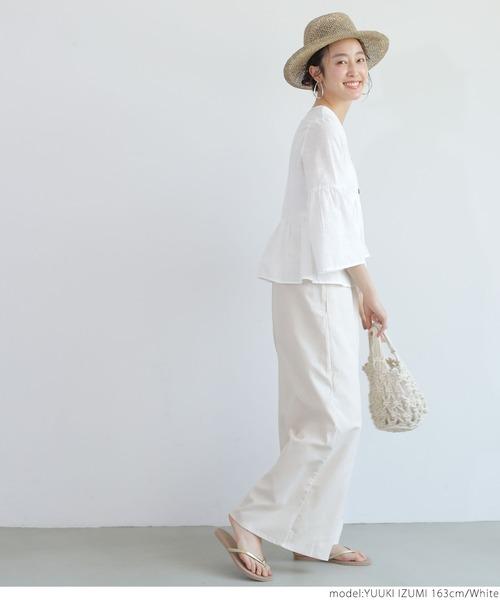 オフの日の夏ファッション