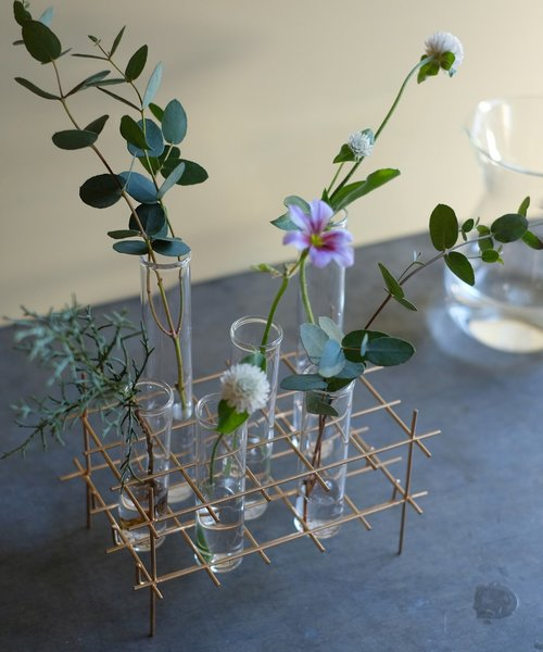 [Global Forme Concrete] BIRD'S NEST S 一輪挿し 花瓶