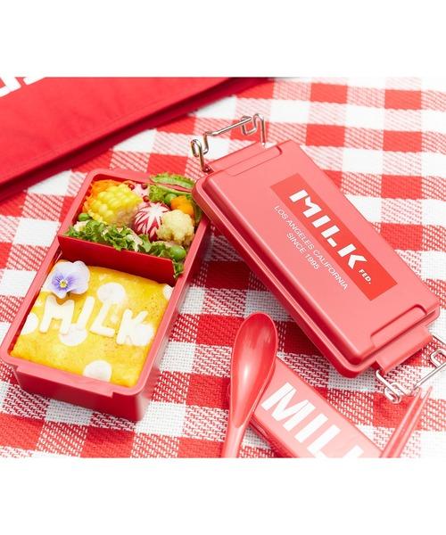 [MILKFED.] 【LIFE STYLE】MILKFED. LUNCH BOX