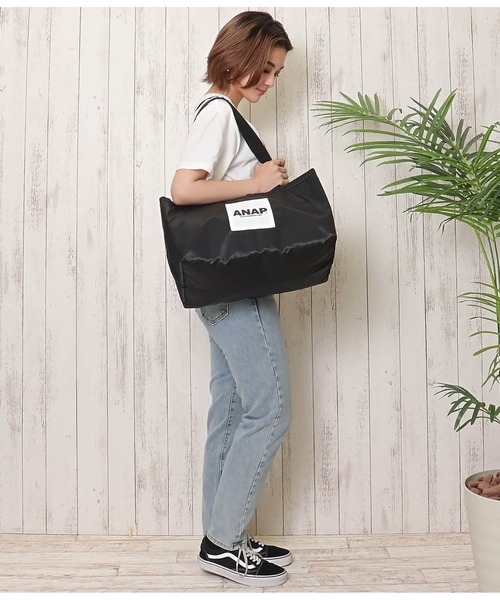 [ANAP] ANAPロゴ保冷レジカゴバッグ