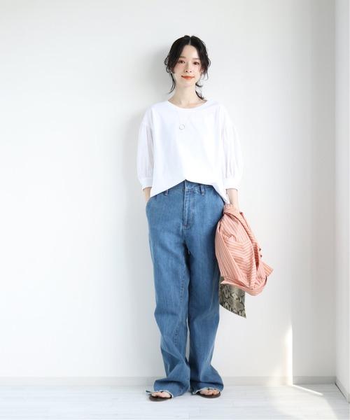 [Spick & Span] ソデチュールトップス◆