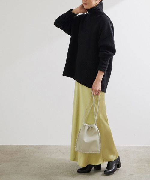 【北海道】10月におすすめの服装《スカート》11