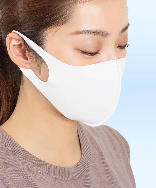 夏の使用に特化した冷感マスク
