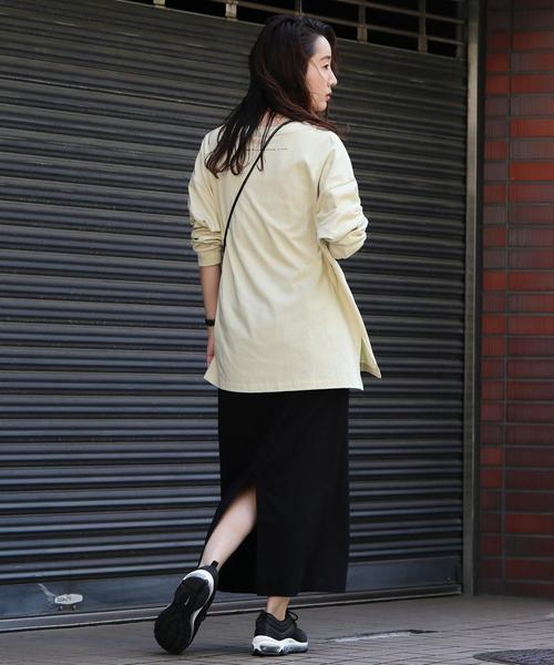 [coen] TOMOTERU NISHIMURA HOMME(トモテル ニシムラ オム)×coenプリントロングスリーブTシャツ(プリントT/ロンT)