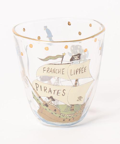 [franche lippee] コラージュアートガラス535