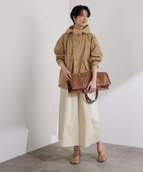 11月の東京で着たい服装 ワンピーススタイル3