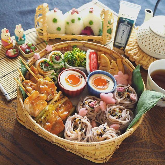 年間の行事食で味わう有名料理☆4〜6月3
