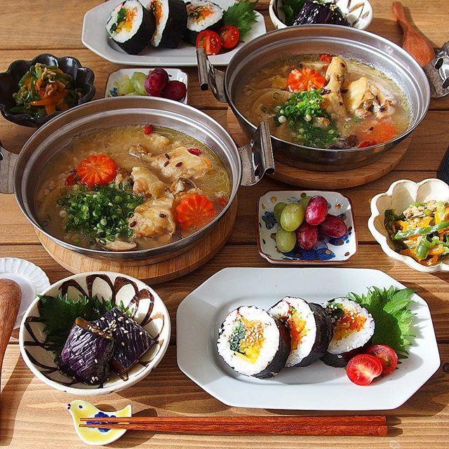美味しい定番の韓国料理メニュー☆主菜9