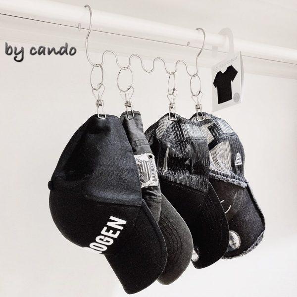 キャンドゥ おすすめ 衣類整理アイテム